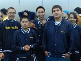 NYO team from Tatitlek
